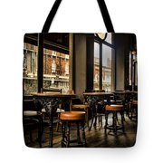 Awaiting Patrons Tote Bag