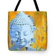Awakened One Mantra Tote Bag
