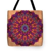 Awakening Lotus Tote Bag