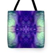 Awakening Spirit - Pattern Art By Sharon Cummings Tote Bag