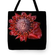 Awapuhi Ko Oko'o - Torch Ginger - Etlingera Elatior - Hawaii Tote Bag