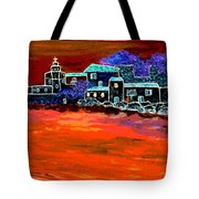 Away From Home Tote Bag