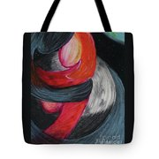Away From The World Tote Bag