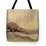 Away Quickly Tote Bag