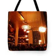 Awesome Intermission Tote Bag by Christine Burdine