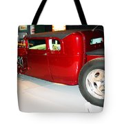 Awesome Lowered Bucket Truck Tote Bag