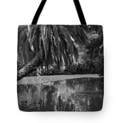 Awesome Pond 1 Tote Bag by Denise Mazzocco