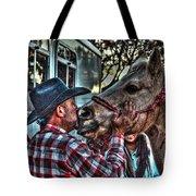 Awww Dixie Tote Bag