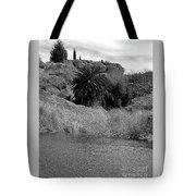 Ayer Lake 2 Tote Bag