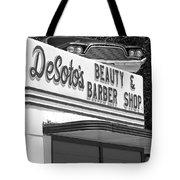 Az Route 66 - Ash Fork - Desoto's  Tote Bag