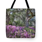 Azalea In Bloom Tote Bag