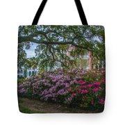 Azalea Row Tote Bag
