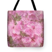 Azalea Textured Tote Bag