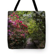 Azalea Trail Tote Bag