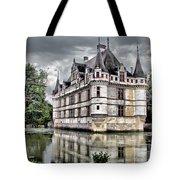 Azay-le-rideau Tote Bag