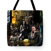 Azeroth Prime Movie Poster Tote Bag