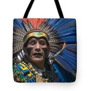 Aztec Dance Tote Bag