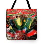 Aztec Influence Tote Bag