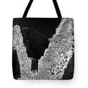 Aztec Moon Tote Bag