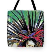 Aztecan Ceremony 15 Tote Bag