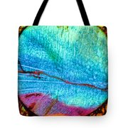 Azure Sunset Tote Bag