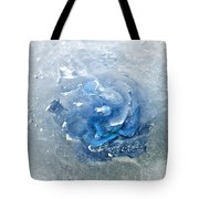 Azure Touch  Tote Bag