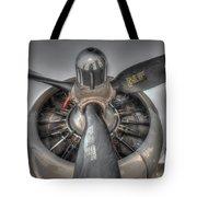 B-17g Bomber Prop Tote Bag