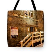 B And O Station Museum Tote Bag