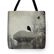 B Is For Blackbirds Tote Bag