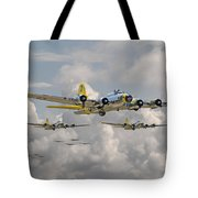 B17 486th Bomb Group Tote Bag
