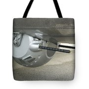 B17 Belly Guns Tote Bag