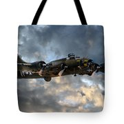 B17 Tribute Tote Bag