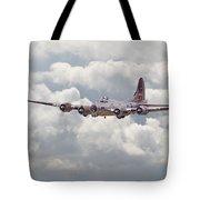 B17- Yankee Lady Tote Bag