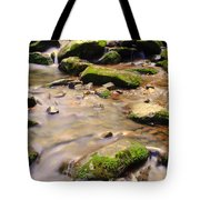Babbling Brook Tote Bag