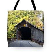 Babbs Covered Bridge Tote Bag
