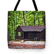 Babcock Cabin Tote Bag