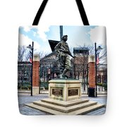 Babes Dream - Camden Yards Tote Bag