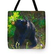 Baby Bear Cub Tote Bag