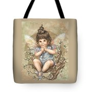 Baby Berry Fairy Tote Bag