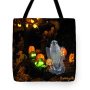 Baby Boo The Ghost Tote Bag