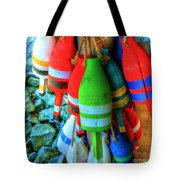 Baby Buoys Tote Bag