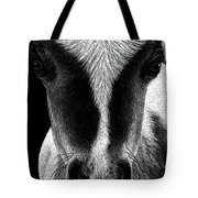 Baby Face Tote Bag