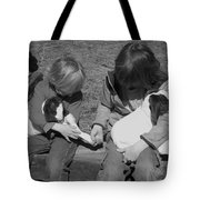 Baby Feet Tote Bag