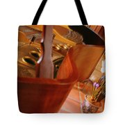 Baby Grand Tote Bag by Mike McGlothlen