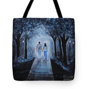 Baby I'm Yours Tote Bag