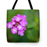 Flower - Baby In Pink Tote Bag