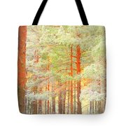 Baby Its Cold Outside But The Trees Don't Freeze  Tote Bag