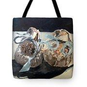 Baby Moccasins  Tote Bag