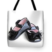 Baby Shoes Tote Bag