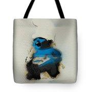 Baby Smurf Tote Bag